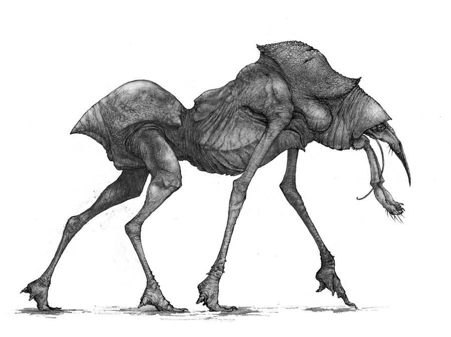 Nix-Hound by Monopteryx