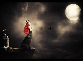 Dark Soul by CharllieeArts