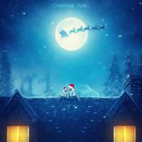 Magic Christmas! by CharllieeArts