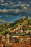 Tbilisi.. by Jazzoline