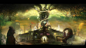 Tree of Time - another story by eWKn