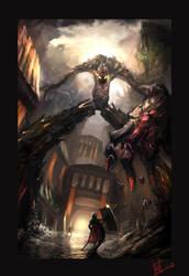 Mythology by eWKn