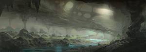 Underworld by eWKn