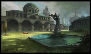 Venice Palace by eWKn