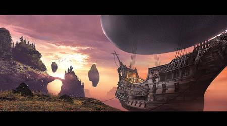 Dreamscape by eWKn