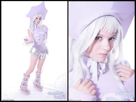 Iron Maiden Jeanne - Shaman King Cosplay by ThamySorel