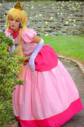 Princess Peach by ThamySorel