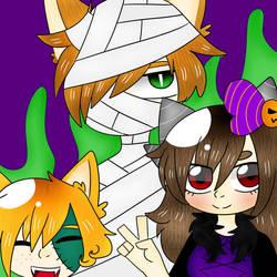 Happy halloween   by Maria0-2