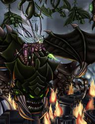 Charge those Terrans! by Miaikon