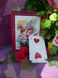 Disneyland Paris - Alice in Wonderland -26- by Maliciarosnoir-stock