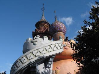 Disneyland Paris - Alice in Wonderland -20- by Maliciarosnoir-stock