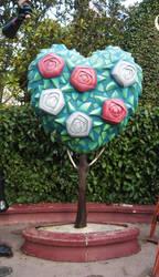Disneyland Paris - Alice in Wonderland -17- by Maliciarosnoir-stock