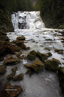 Laurel Falls by TRBPhotographyLLC