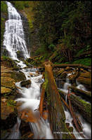 Mingo Falls by TRBPhotographyLLC