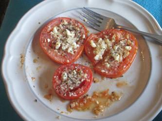 Yummy Tomato Slices by KateMB19