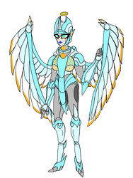 Guardian Angel by The-Midnight-Knight
