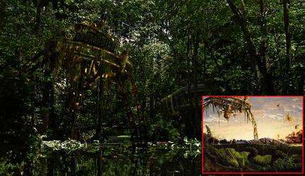 After Disney: Tomorrow Land by eledoremassis02