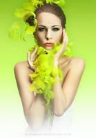 The Elegance of Spring by Blaumohn