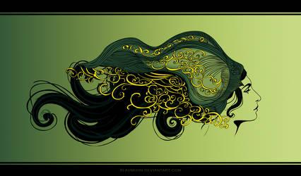 Fairy Queen by Blaumohn