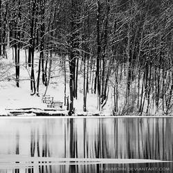 somewhere in nowhere by Blaumohn