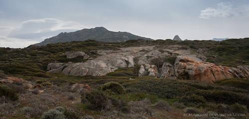 Corsica I by Blaumohn