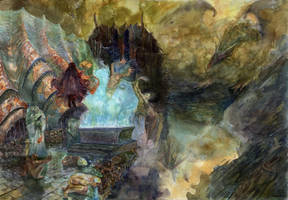 exorcism by DartGarry