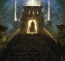 Revelation of the pyramids by DartGarry