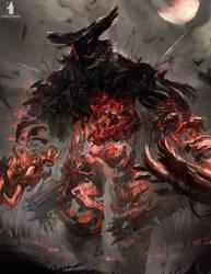 Orcs Argilkin by DartGarry