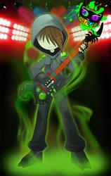 Grim Jr - Rock Ghouls by Silent-Sid