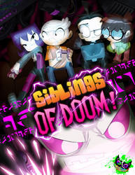 Invader Zim X The Loud House - Siblings of Doom by Silent-Sid