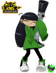 Codename: Kids Next Door - Numbuh 3 by Silent-Sid