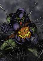 the final pumpkin bomb by jaybhoi