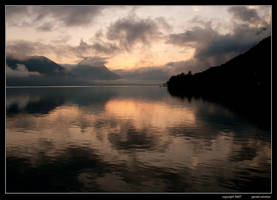 Dawning on Interlaken by GeraldWinslow