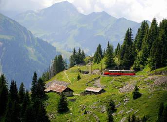 Railway High by GeraldWinslow
