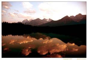 North of Banff by GeraldWinslow