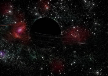 Black Hole by jaz1111