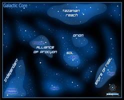 Galactic Core by IrondrakeX