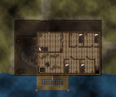 Shining River Mill Floor 2 by IrondrakeX