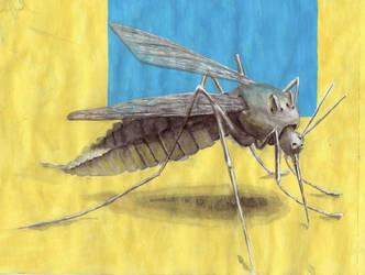 Mosquito by ArtemkA-18RUS