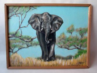 Elephant by ArtemkA-18RUS
