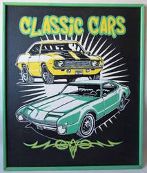 Classic Cars by ArtemkA-18RUS