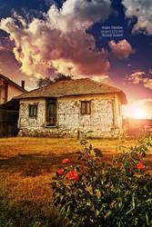 Rusanj Sunset by Dzodan
