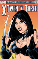 X23 by DarthTerry
