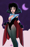 Odette from Transylvania 6-5000 by DarthTerry
