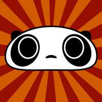 panda logo by marcusdv