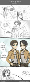 which one? -Attack on Titan by minibuddy