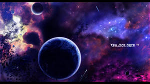 You are Here by sanuZ