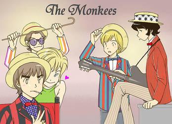 The Monkees 25 by Nyorori