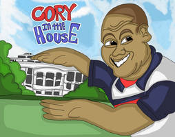 Cory In The House. by 21WolfieProductions
