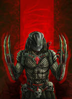 Xenomorph Hunter 2 by Mister69M